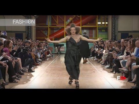 VIVIENNE WESTWOOD Menswear Womenswear Spring Summer 2018 - Fashion Channel