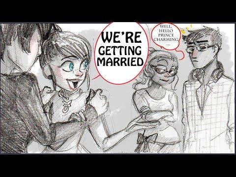 MARIENTTE & ADRIEN WEDDING!【Miraculous Ladybug Comic Dub Compilation