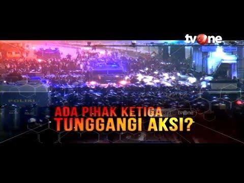 Laporan Utama tvOne: Ada Pihak Ketiga Tunggangi Aksi? (24/5/2019)