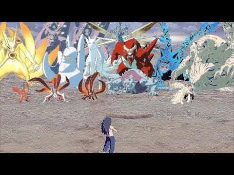 All Jinchuuriki Awakening Forms, Abilities & Ultimate Jutsus