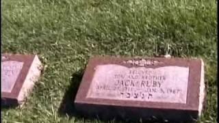 JACK RUBY Gravesite