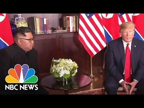 President Donald Trump: 'We'll Have A Terrific Relationship' | NBC News
