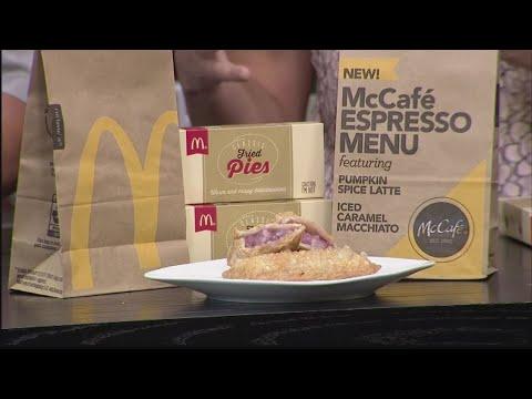 McDonalds: Taro Pie