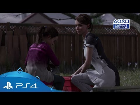 Detroit: Become Human | PGW 2017 Full online | PS4