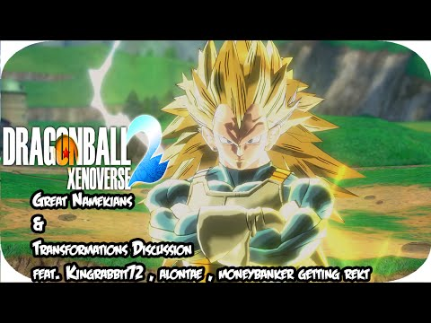dragon ball xenoverse 2 how to get giant namekian transformation