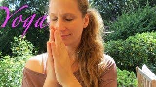 MutterLandrand - Yoga in der Schwangerschaft - Bewusstsein für Hüfte und Becken