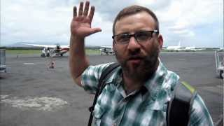 Nicaragua Travel: To Greytown Airport & Rio Indio Lodge