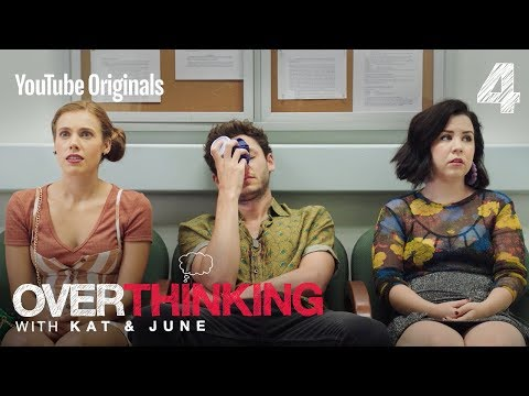 Ep 4  The Golden Trio (Plus One)  - Overthinking with Kat & June