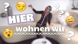 HIER WOHNEN WIR ... Unsere neue Wohnung ♡ Room Tour | BibisBeautyPalace