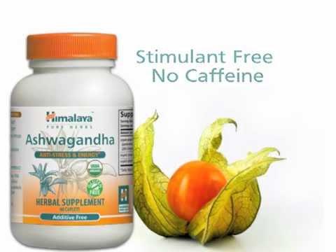 Ashwagandha by Himalaya Herbal Healthcare