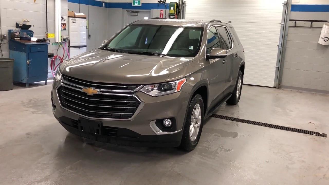2018 Chevrolet Traverse LT Pepperdust Metallic Roy Nichols ...