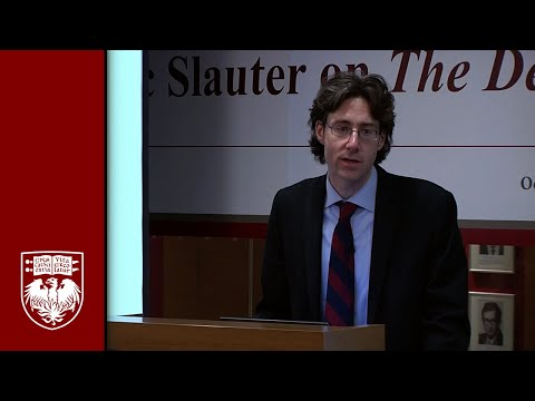 Eric Slauter on the Declaration of Independence