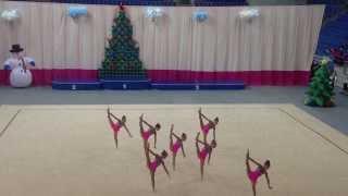Эстетическая гимнастика Небеса