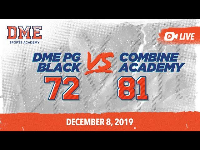 DME PG Black vs Combine