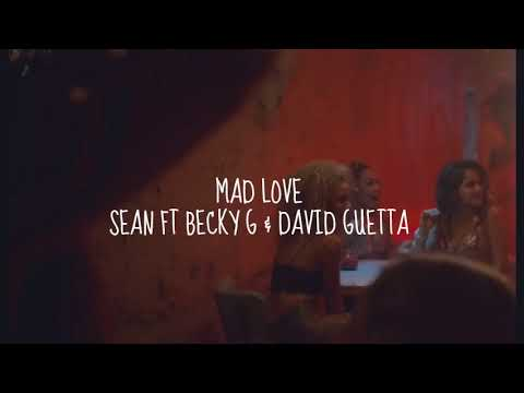 Sean Paul ft Becky G & David Guetta - Mad Love (Clean)