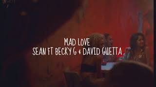 Sean Paul ft Becky G & David Guetta - Mad Love (Clean) Video