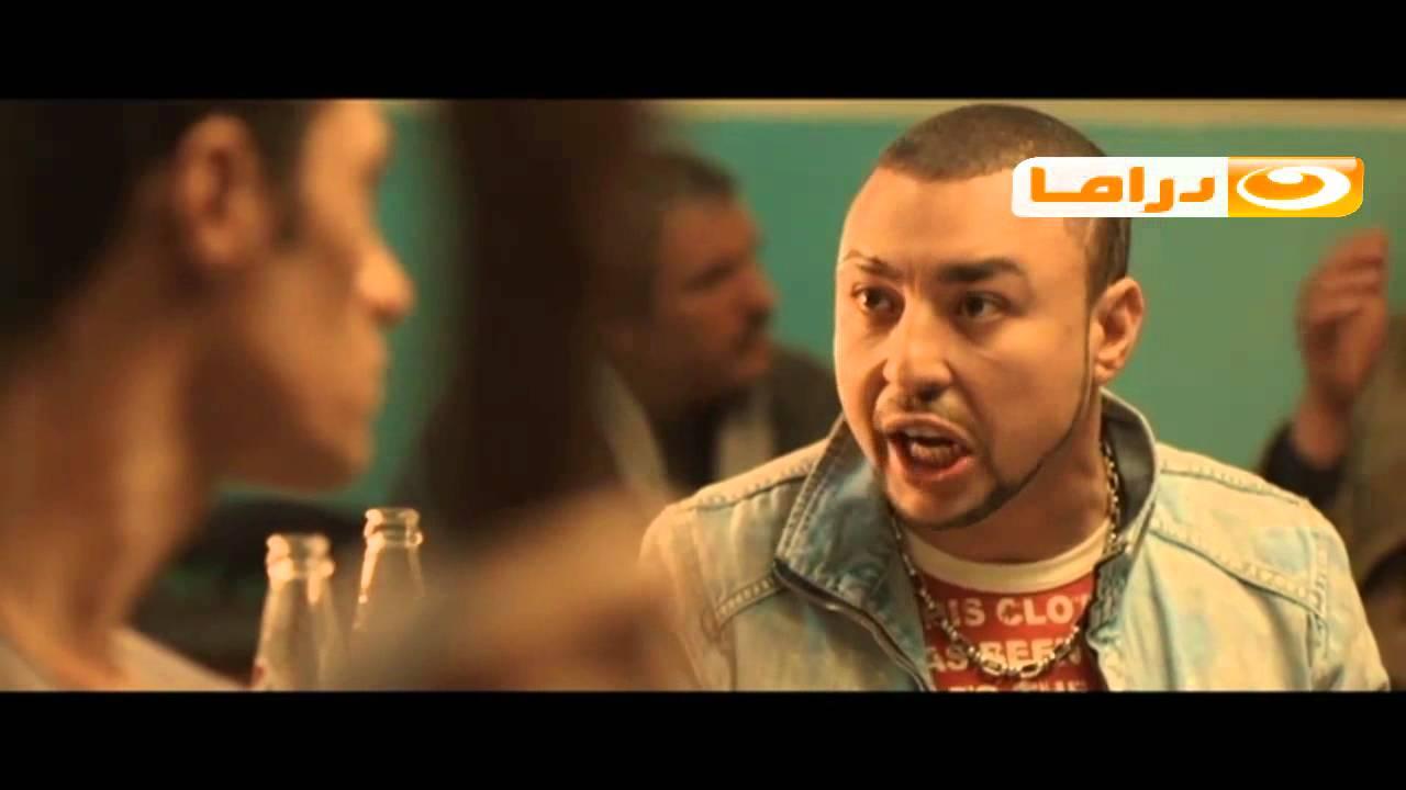 مشهد خنافة حبيشة مع صورصار في القهوة من مسلسل ابن حلال Youtube