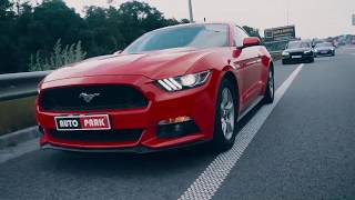 Легендарный Ford Mustang | Мини тест-драйв Autopark.ua