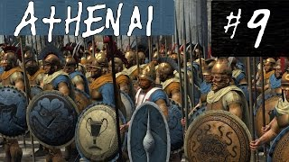 Total War Rome 2 : Wrath of Sparta : Athens 9