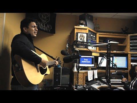Abhay Singh Rathwa - WXOU's Radio Karaoke 2017