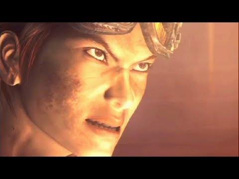 Tekken: Dark Resurrection (PSP) Story Battle as Hwoarang