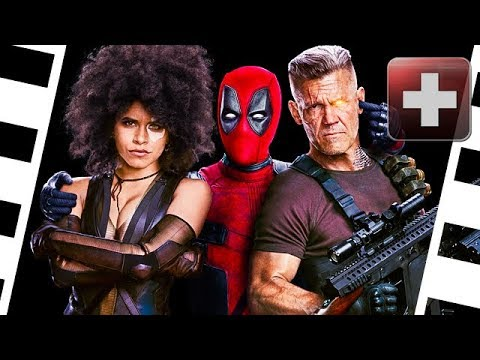 Kino+ #204 | Deadpool 2 Review + Interview mit Ryan Reynolds & The Cleaners - Interview