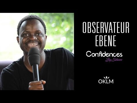 Interview OBSERVATEUR EBENE - Confidences By Siham