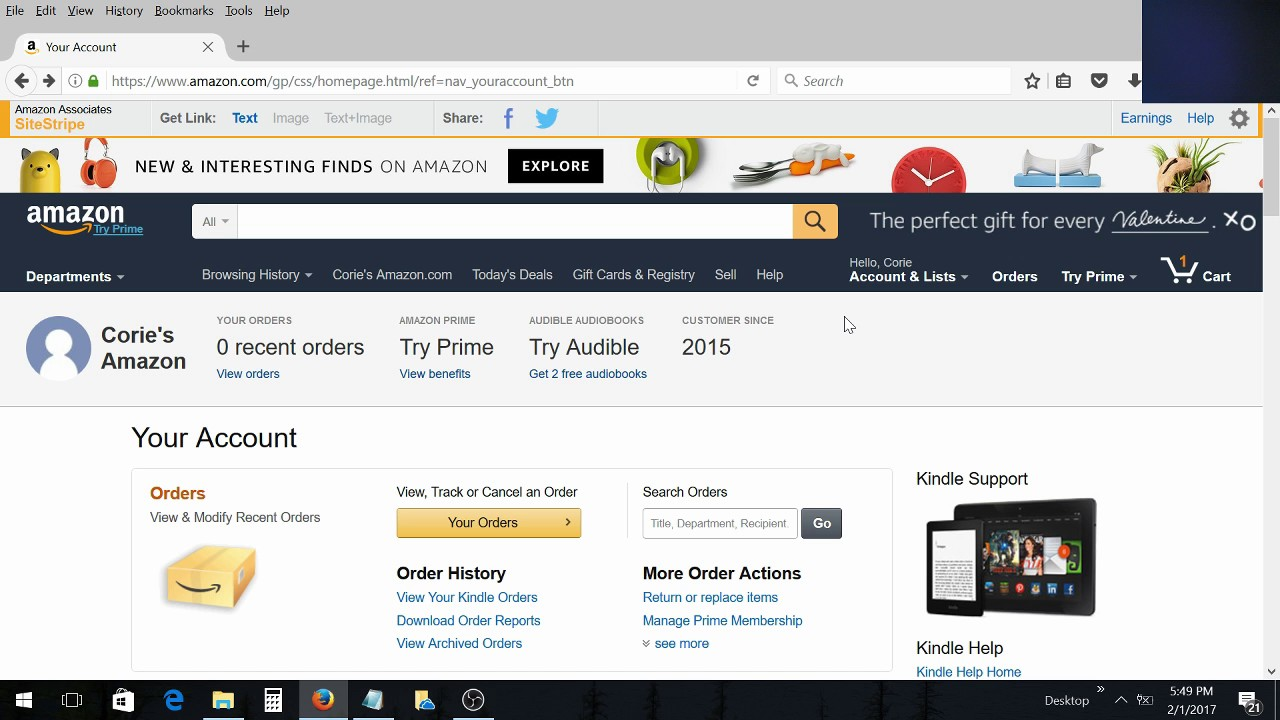 How to sign out of amazon newest way signout of account