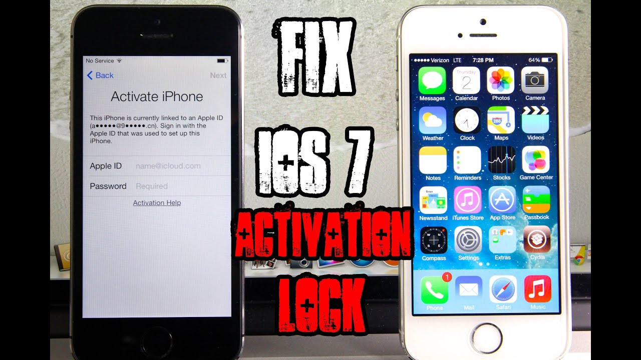 ios 7 icloud bypass iphone 5