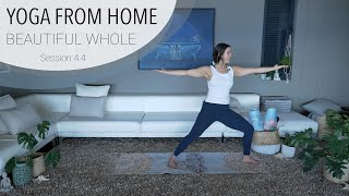 Session 4.4 - Yoga From Home