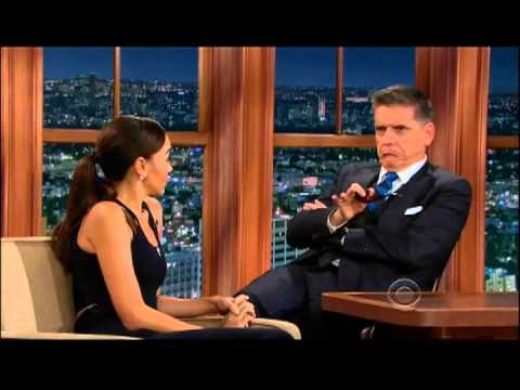 Craig Ferguson 6914E Late Late  Ashley Madekwe XD