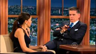 Craig Ferguson 6/9/14E Late Late Show Ashley Madekwe XD