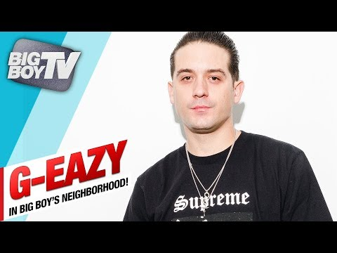 G-Eazy on His Latest Album, 'The Beautiful & Damned', Working w/ Halsey & a Lot more!