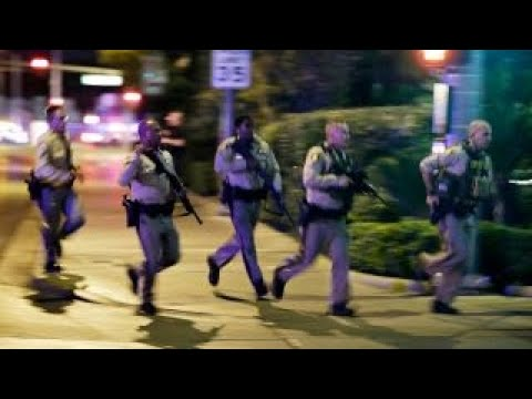 Timeline raises questions about response to Vegas shooting