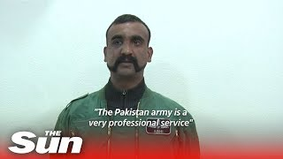 Indian pilot Wing Commander Abhinandan video released by Pakistan Army