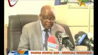 Serikali Yatoa Tamko Bomoabomoa Dar es Salaam