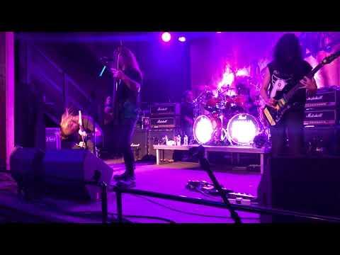 Morbid Angel live Portland 5-3-18