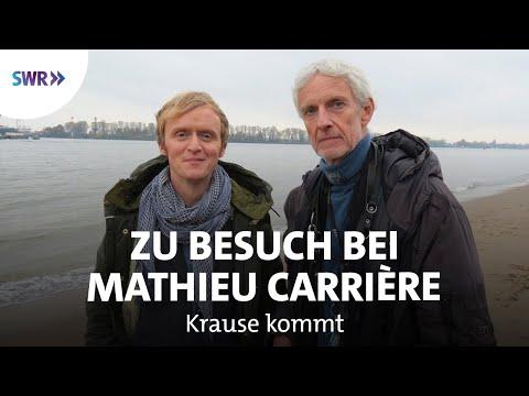 Zu Besuch bei Mathieu Carrière | Krause kommt