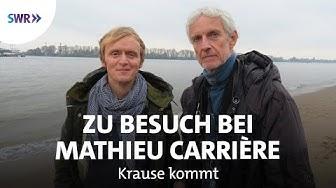 Zu Besuch bei Mathieu Carrière | SWR Krause kommt