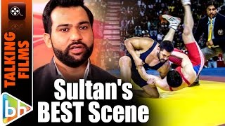 salman khan was scared to do this scene in sultan bollywood hungama exclusive