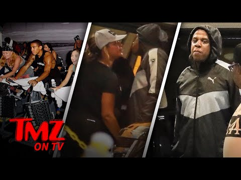 Beyonce and Jay-Z Feed Their Souls | TMZ TV