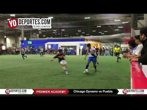 Chicago Dynamo vs. Puebla Premier Academy Soccer League