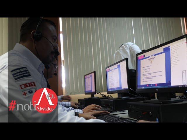 NotiAlcaldes: Nuevo Registro Nacional de Detenciones en tiempo real