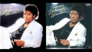 マイケル・ジャクソンのアルバム、スリラーがヒットした時にはパロディ...