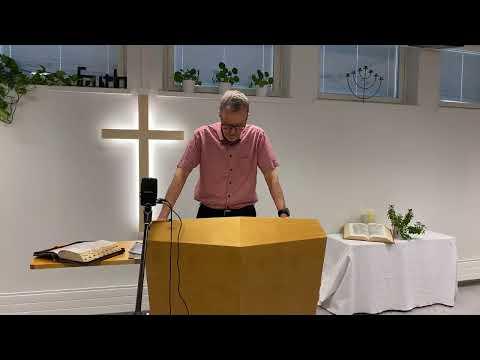 Raamattutunti / Bible study 7.5.2020