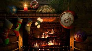 Fireside Christmas Screensaver - 3planesoft
