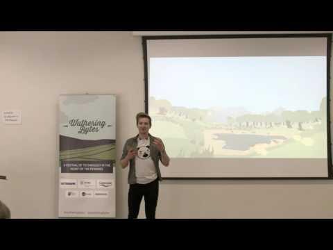 Make videogames, not money, David Hayward (Wuthering Bytes 2015)
