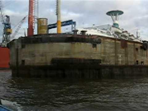 Werft Maxim Gorky Nassau