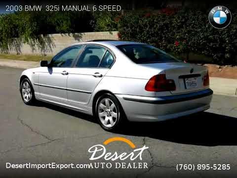 2003 bmw 325i manual 6 speed desert auto dealer youtube rh youtube com 2003 bmw 325i manual pdf 2003 bmw 325i manual transmission