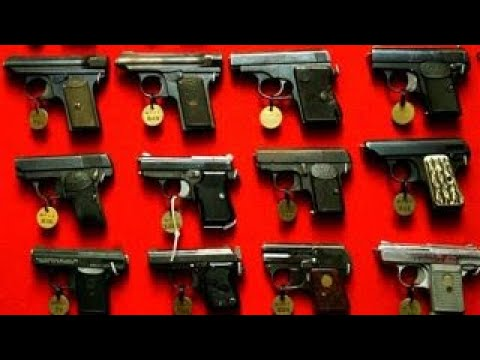 The push for gun control ignoring the statistics on gun violence?